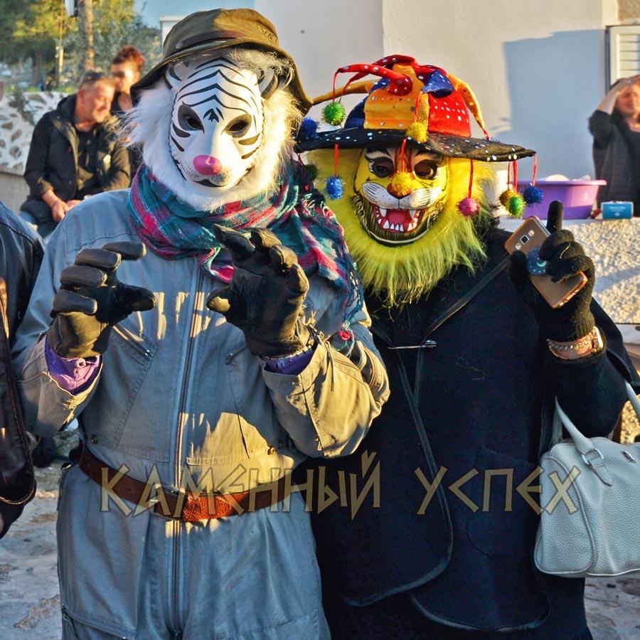 Карнавал на Патмосе