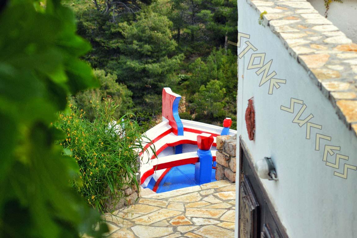Греция строительство дома