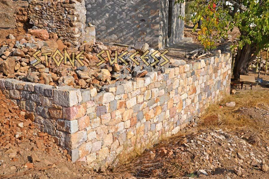 Подпорная стена. Технология строительства