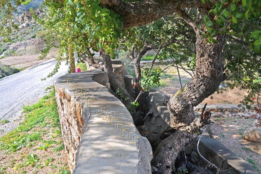 дерево и камень. стили дизайна
