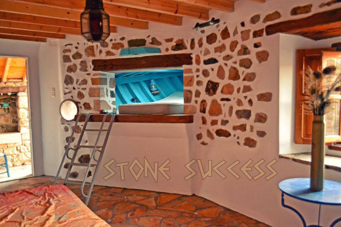 каюта комната из камней