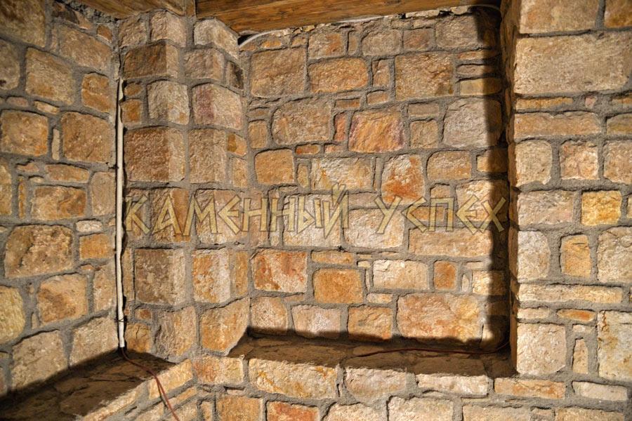 кладка каменных стен