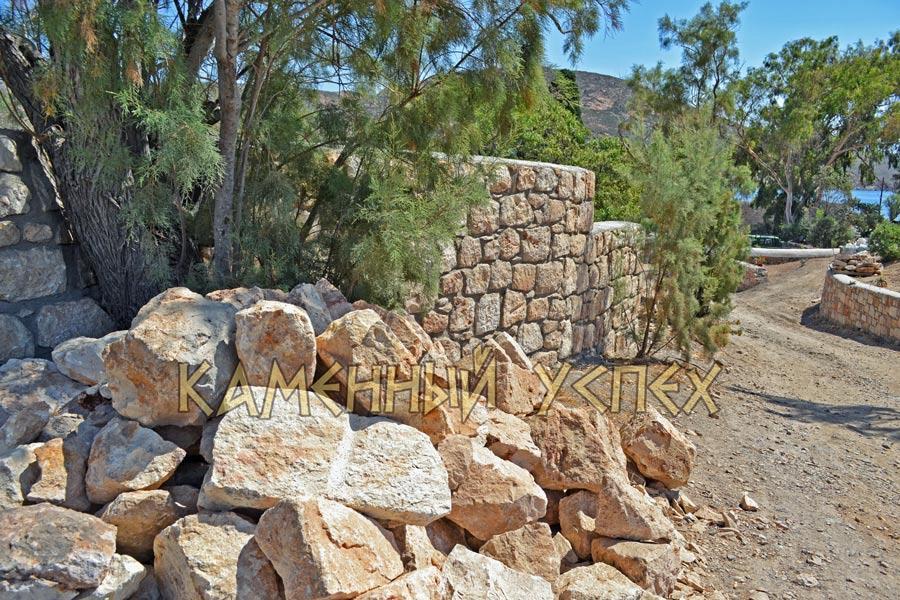 ландшафтный дизайн камни