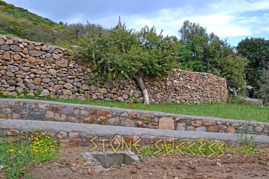 ландшафтный дизайн из камней