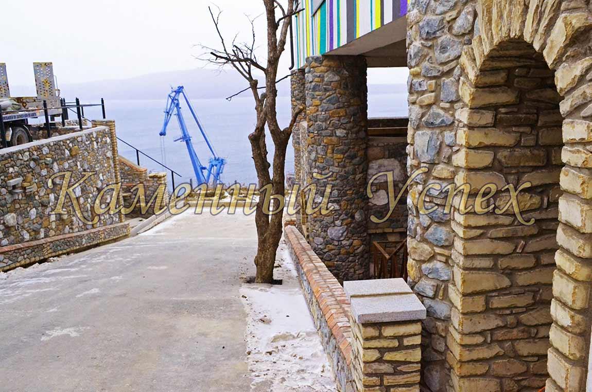 строительство дома у моря
