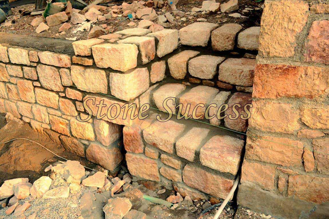 кладка погреба из камня фото каждого индивидуума