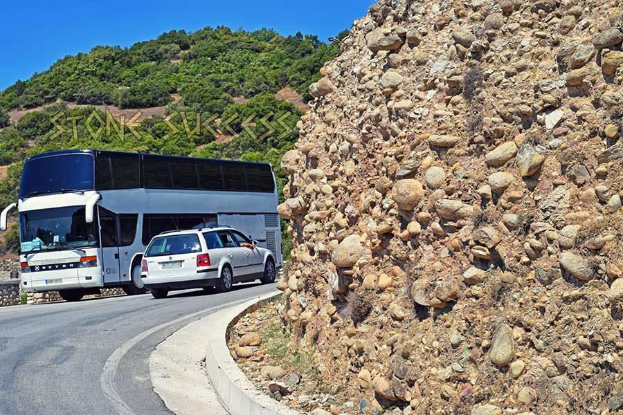 Метеоры Греция навесная гора