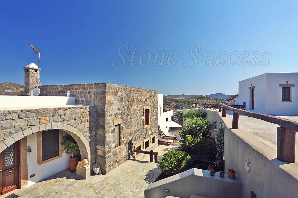продажа недвижимости на острове Патмос Греция