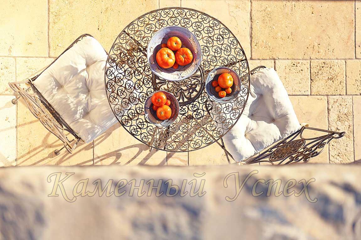 завтрак в Греции остров Патмос