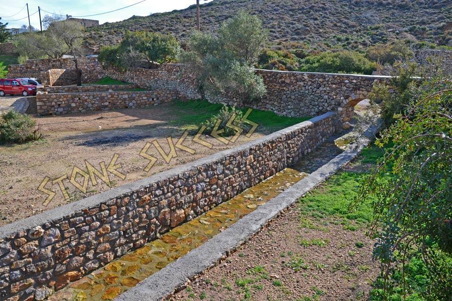 речка остров Патмос Греция