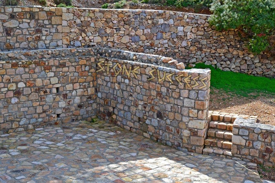 каменный дизайн